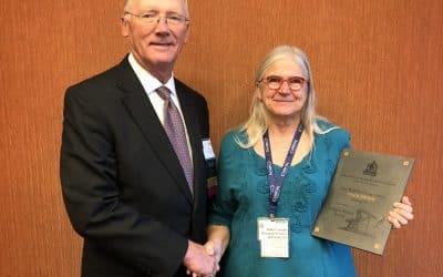 The Annual AESC Award