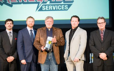 Renegade Wins Oilfield Service Company of the Year