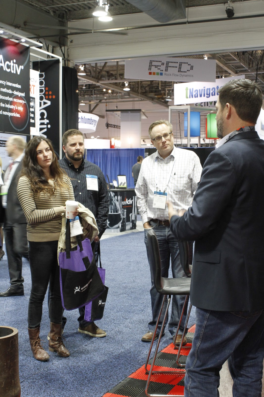 Renegade Services takes part in ATCE Calgary